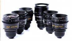 Arri / Zeiss Ultra Prime set 16-100 mm