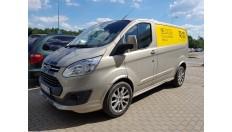Filmavimo įrangos transportavimo automobilis FORD Transit Custom