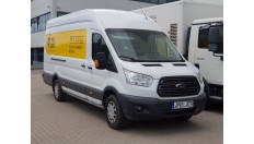 Filmavimo įrangos transportavimo automobilis FORD Transit