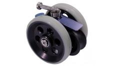 Panther H-Studio wheel (soft) with brake disc
