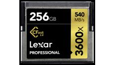CFast 2.0 Lexar Professional 256 GB