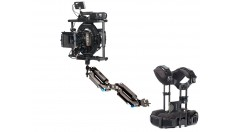 Maxima MX30 3-axis stabilizer with Exovest and GPI Pro arm