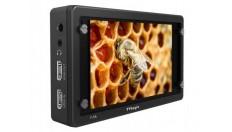 "5.5"" TVlogic F-5A FHD anti-glare film on IPS-LCD monitor"