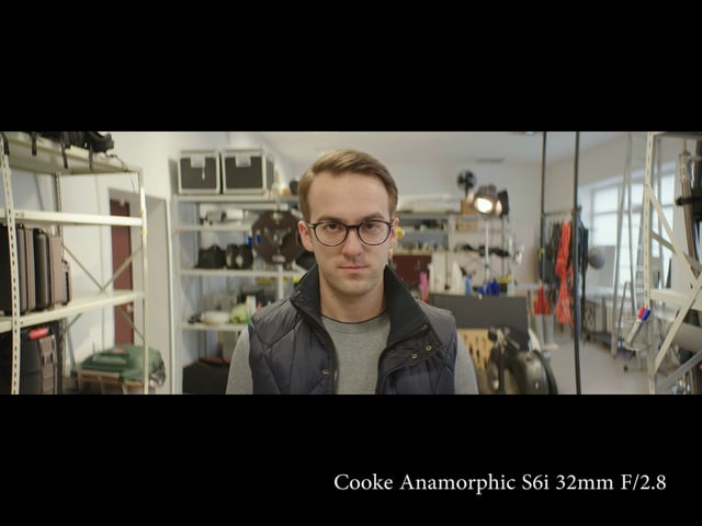Unscientific Lomo and Cooke anamorphic lens geometry distortion test